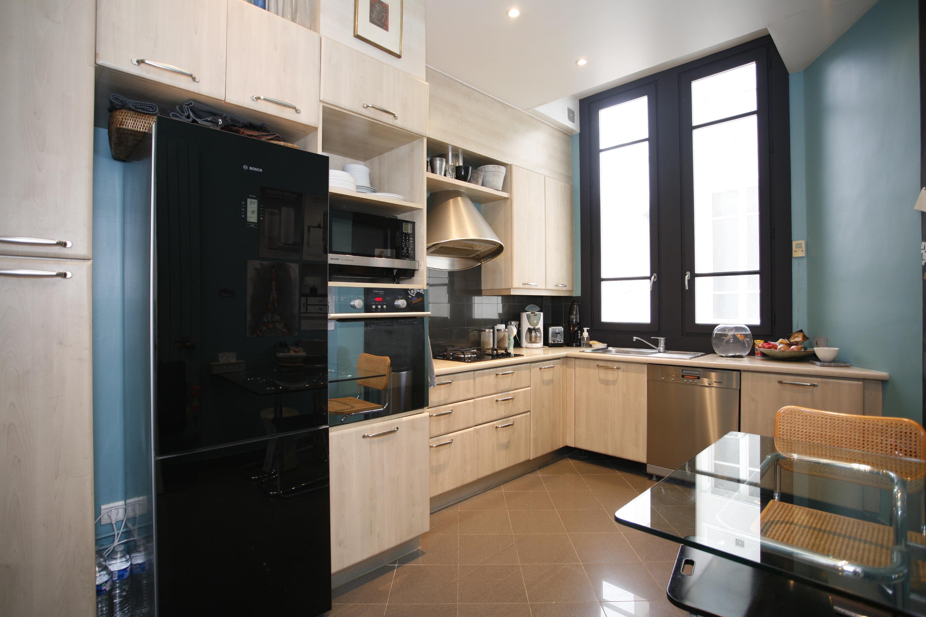 Appartements à Paris – Découvrez 10 cuisines dignes des plus ...