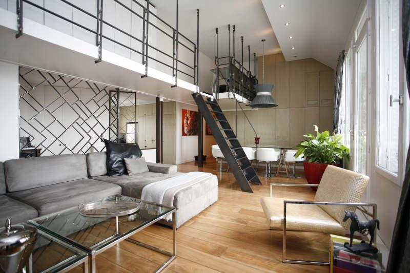 Achat appartement loft paris immobilier de prestige - Appartement style loft ...