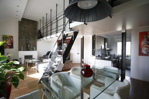 Vente appartement paris immobilier de prestige - Appartement atypiques paris ...